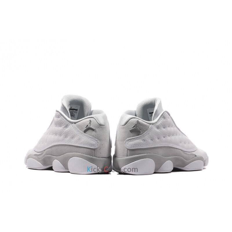 Air Jordan 13 Retro Low BG Pure Money 籃球鞋/運動鞋 (310811-100) 海外預訂
