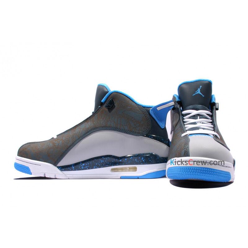 Jordan Dub Zero Wolf Grey University Blue 籃球鞋/運動鞋 (311046-007) 海外預訂