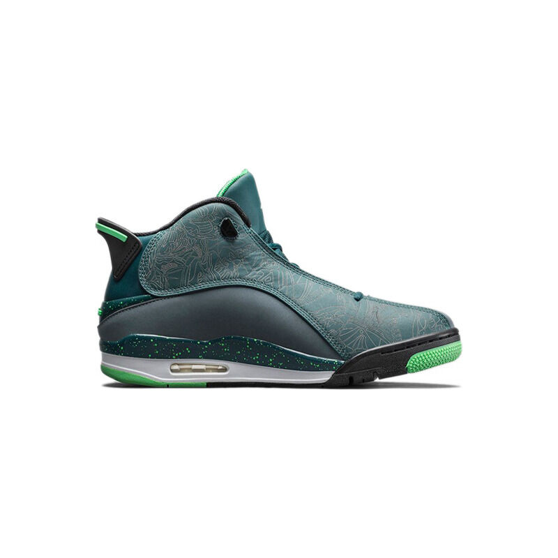 Air Jordan Dub Zero 'Teal' TEAL/LIGHT GREEN SPARK-BLUE GRAPHITE-BLACK 籃球鞋/運動鞋 (311046-330) 海外預訂