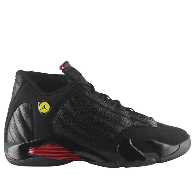 Air Jordan 14 Retro Last Shot 籃球鞋/運動鞋 (311832-010) 海外預訂