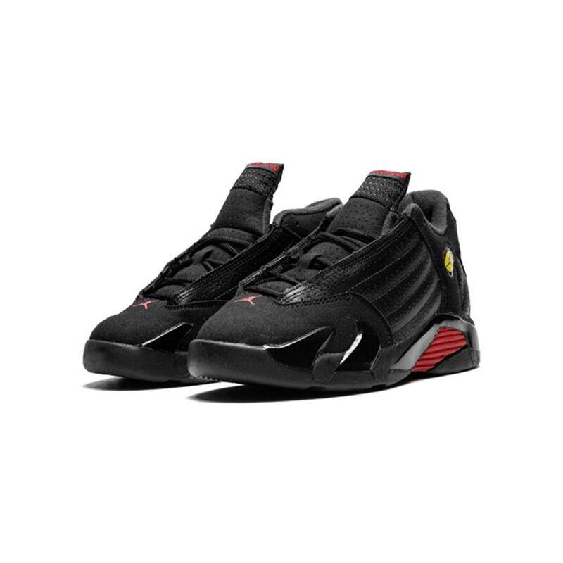 Air Jordan 14 Retro PS 'Last Shot' 2018 Black/Varsity Red 籃球鞋/運動鞋 (312092-003) 海外預訂