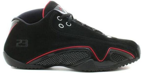 Air Jordan 21 OG Low 'Bred' Black/Metallic Silver/Varsity Red 籃球鞋/運動鞋 (313529-002) 海外預訂