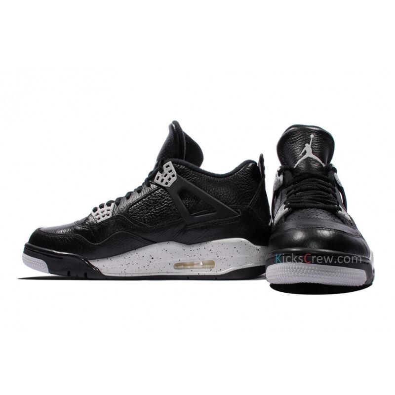 Air Jordan 4 Retro LS Oreo 籃球鞋/運動鞋 (314254-003) 海外預訂