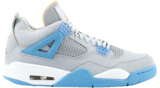 Air Jordan 4 Retro LS 'Mist Blue' Mist Blue/University Blue-Gold Leaf-White 籃球鞋/運動鞋 (314254-041) 海外預訂