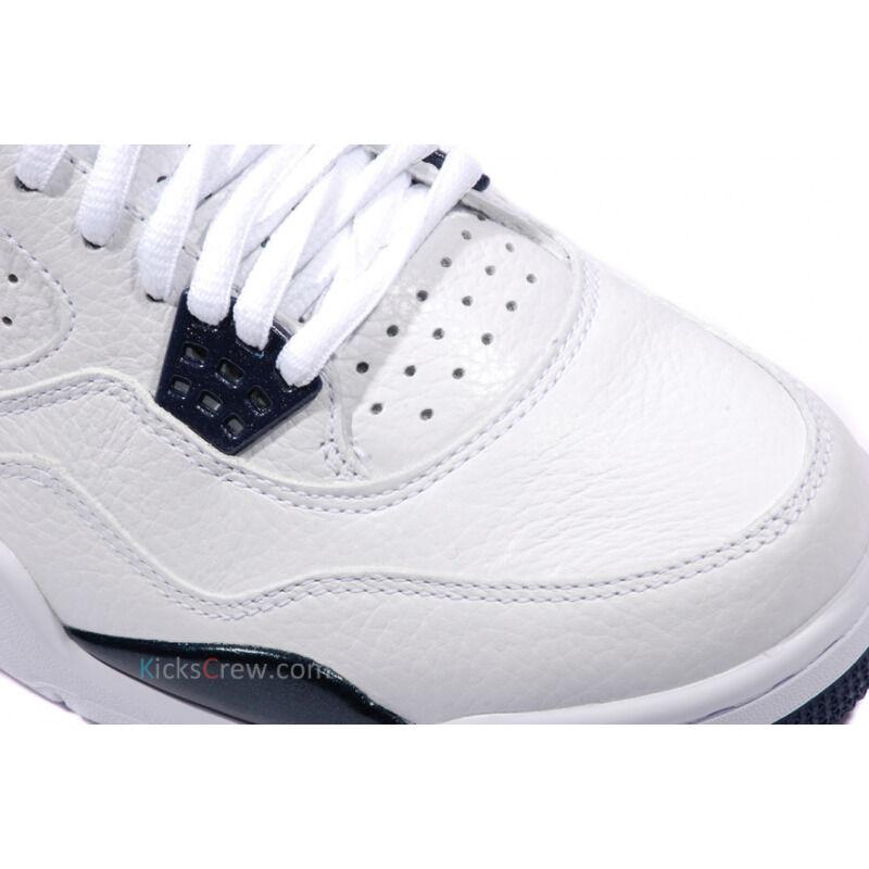 Air Jordan 4 Retro LS Legend Blue 籃球鞋/運動鞋 (314254-107) 海外預訂