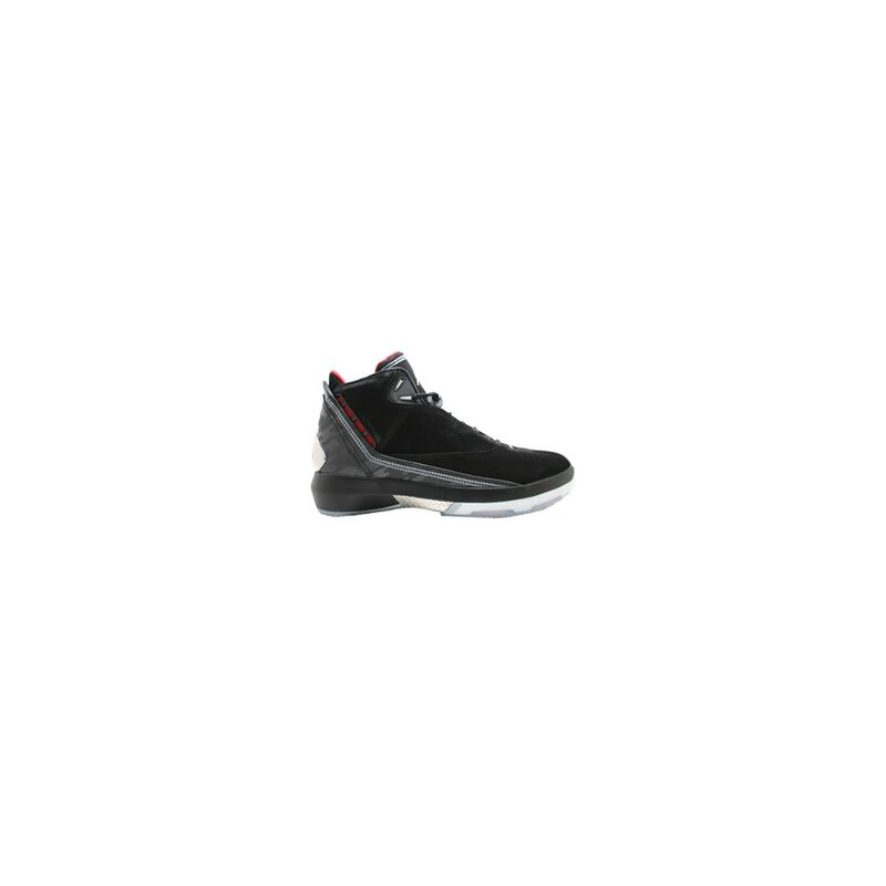 Air Jordan 22 OG 'Black Varsity Red' Black/Varsity Red/Metallic Silver 籃球鞋/運動鞋 (315299-001) 海外預訂