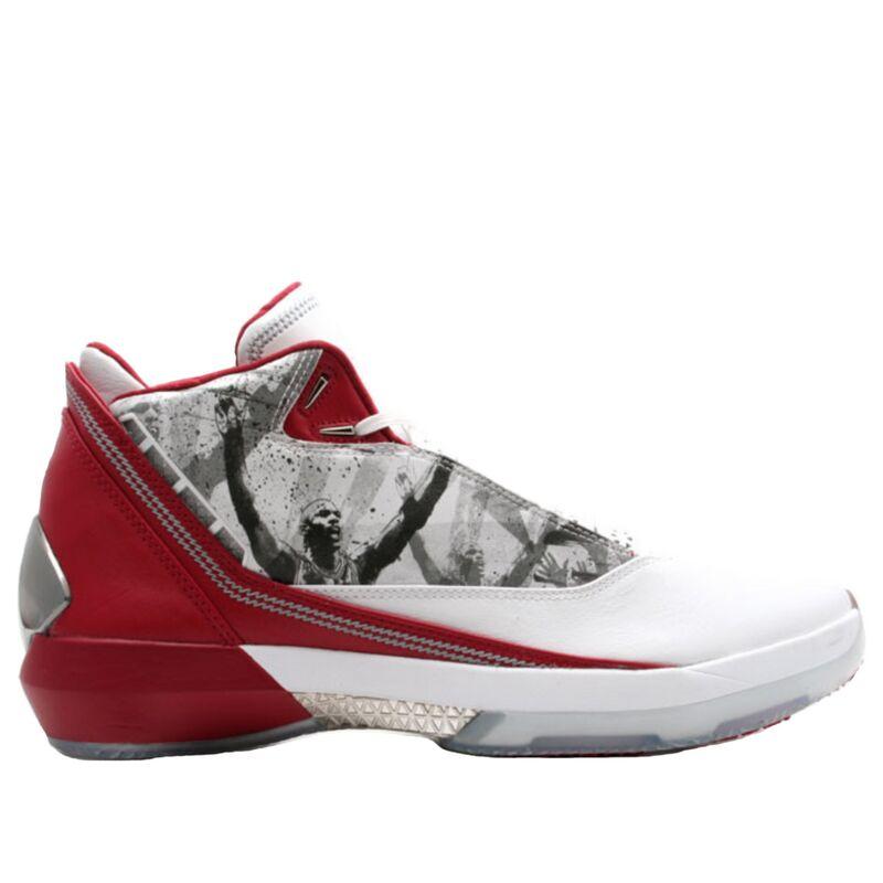 Air Jordan 22 OG 'Omega' White/Varsity Red/Black 籃球鞋/運動鞋 (315299-162) 海外預訂