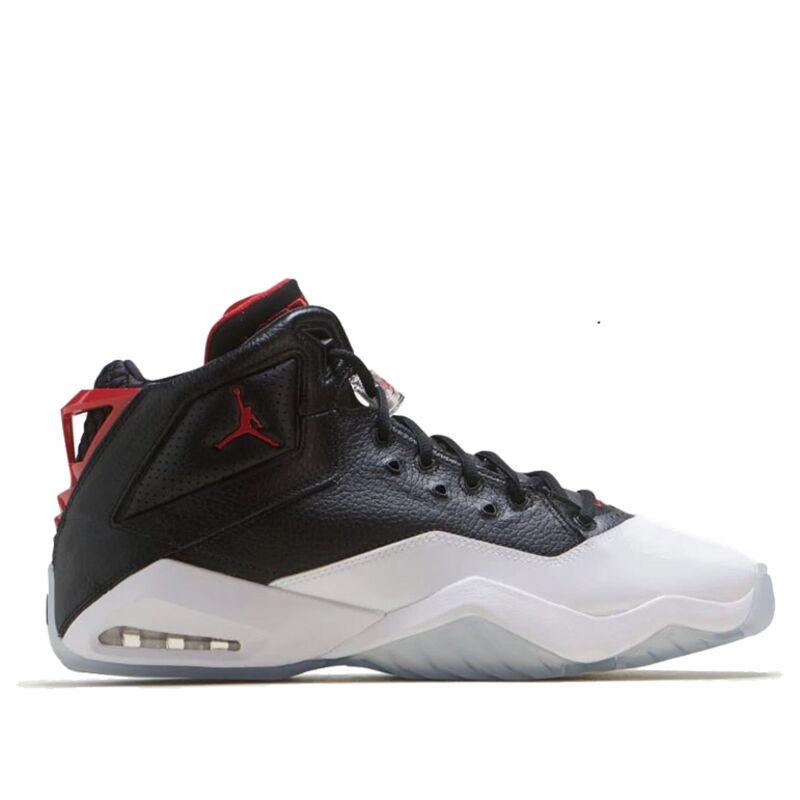 Jordan B'Loyal 'Black White' Black/Varsity Red/White 籃球鞋/運動鞋 (315317-016) 海外預訂