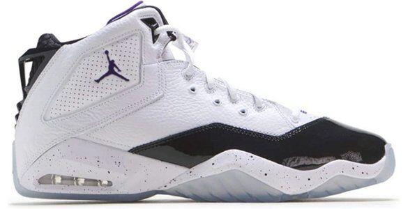 Jordan B'Loyal 'White Court Purple' White/Court Purple/Black 籃球鞋/運動鞋 (315317-115) 海外預訂