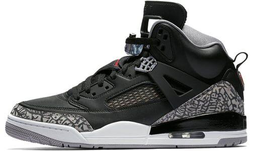 Jordan Spizike Black Cement 籃球鞋/運動鞋 (315371-034) 海外預訂