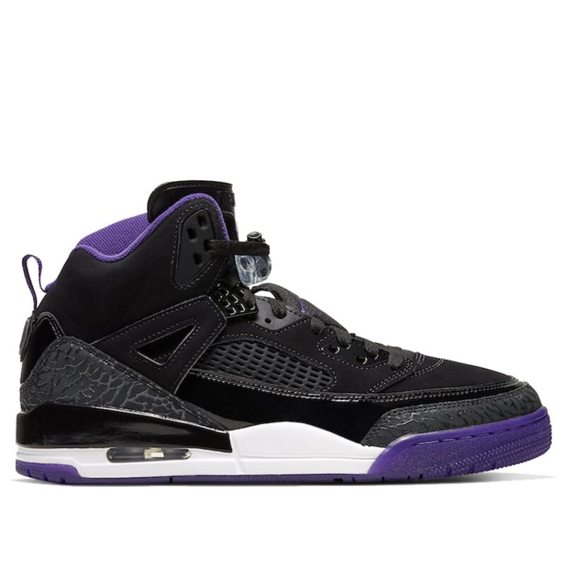 Jordan Spizike 'Court Purple' Black/Anthracite/White/Court Purple 籃球鞋/運動鞋 (315371-051) 海外預訂