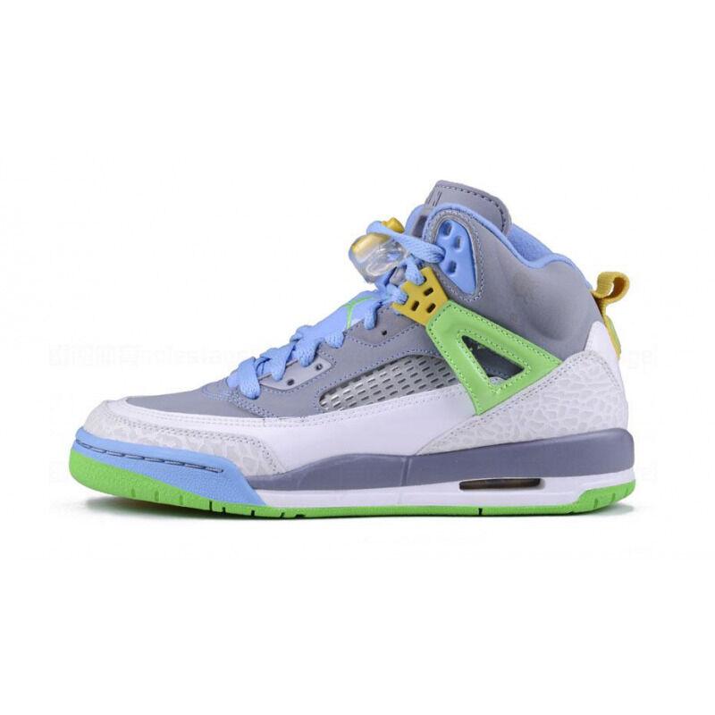 Jordan Spizike 'Stealth' Stlth/Psn Grn-Unvrsty Bl-Bltz 籃球鞋/運動鞋 (315371-056) 海外預訂