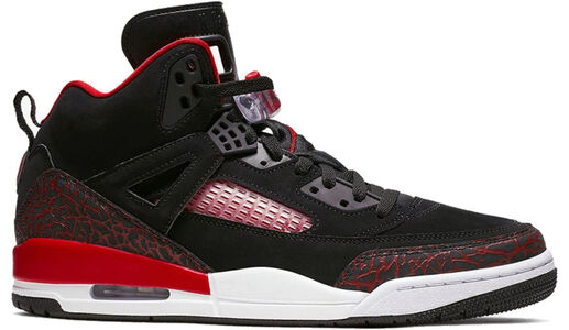 Jordan Spizike 'Bred' Black/White/University Red 籃球鞋/運動鞋 (315371-060) 海外預訂