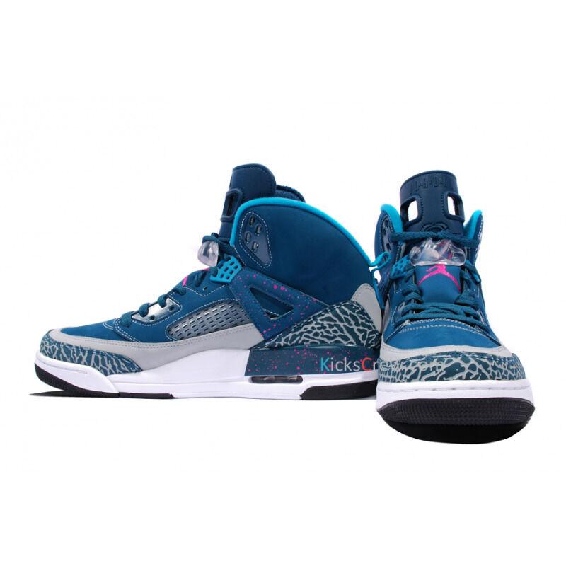 Jordan Spizike Space Blue Fusion Pink 籃球鞋/運動鞋 (315371-407) 海外預訂
