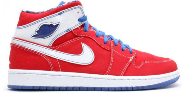 Air Jordan 1 Retro LS 'Sport Red' Sport Red/Varsity Blue-White 籃球鞋/運動鞋 (315794-611) 海外預訂