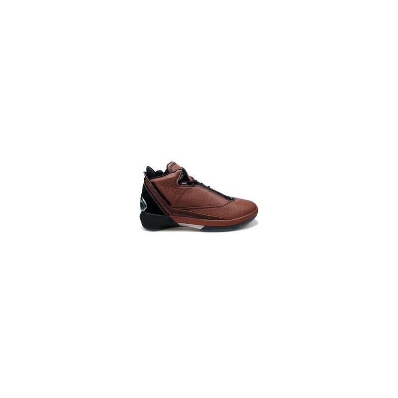 Air Jordan 22 OG 'Basketball Leather' Black/Dark Amber/White 籃球鞋/運動鞋 (316238-002) 海外預訂
