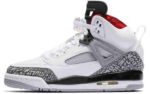 Air Jordan Spizike BG White 籃球鞋/運動鞋 (317321-122) 海外預訂