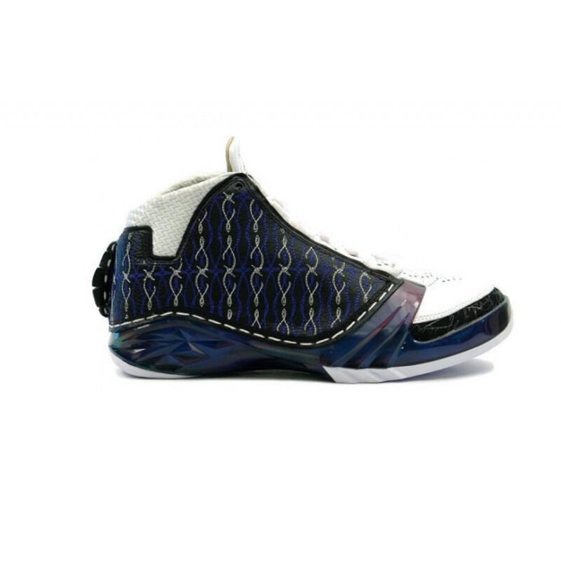 Air Jordan 23 OG 'Motorsports' Black/Varsity Royal/White 籃球鞋/運動鞋 (318376-011) 海外預訂