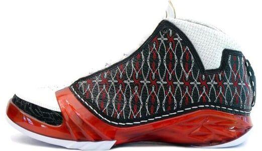 Air Jordan 23 OG 'Chicago' Black/Varsity Red/White 籃球鞋/運動鞋 (318376-061) 海外預訂