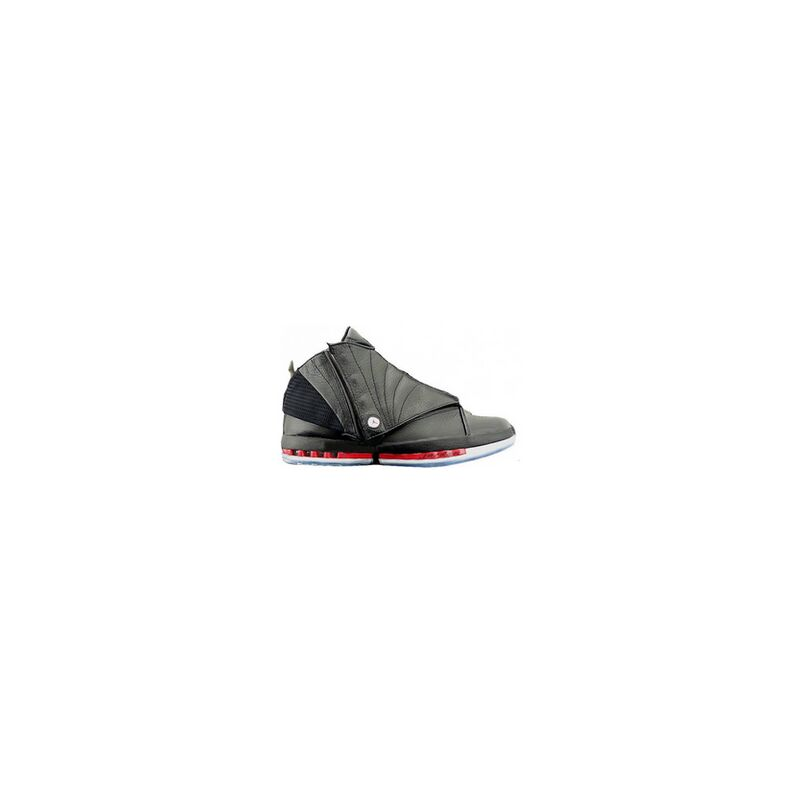 Air Jordan 16 Retro 'Countdown Pack' Black/Varsity Red 籃球鞋/運動鞋 (322723-061) 海外預訂