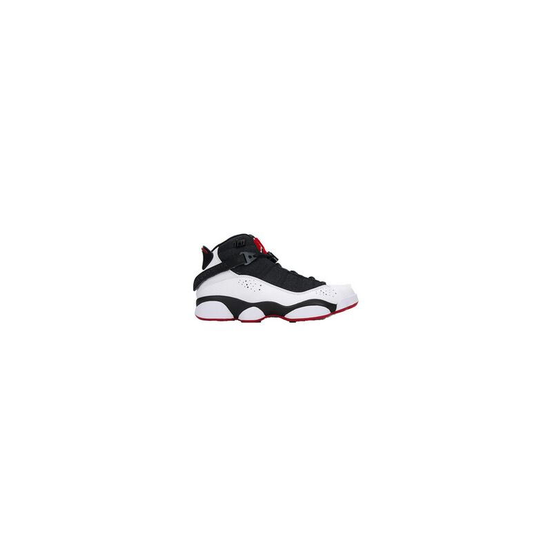 Jordan 6 Rings 'Black White Gym Red' Black/White-Gym Red-Black 籃球鞋/運動鞋 (322992-012) 海外預訂