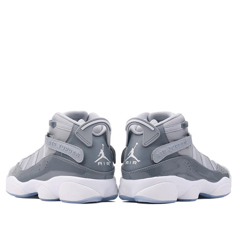Jordan 6 Rings Cool Grey 籃球鞋/運動鞋 (322992-015) 海外預訂