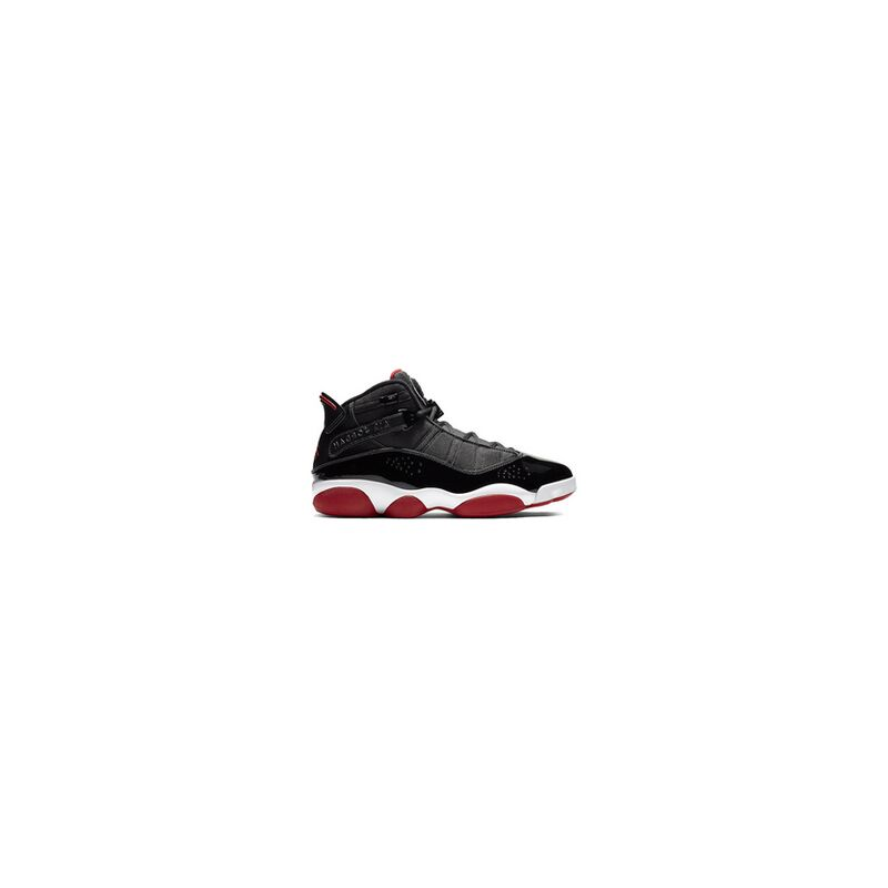 Jordan 6 Rings 'Black Varsity Red' Black/Varsity Red-White 籃球鞋/運動鞋 (322992-062) 海外預訂