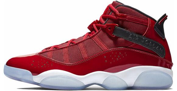 Jordan 6 Rings Gym Red 籃球鞋/運動鞋 (322992-601) 海外預訂