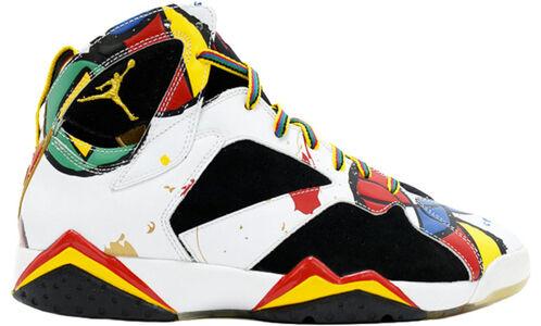 Air Jordan 7 Retro OC 'Miro Olympic' White/Sport Red-Blck-Mtllc Gld 籃球鞋/運動鞋 (323213-161) 海外預訂