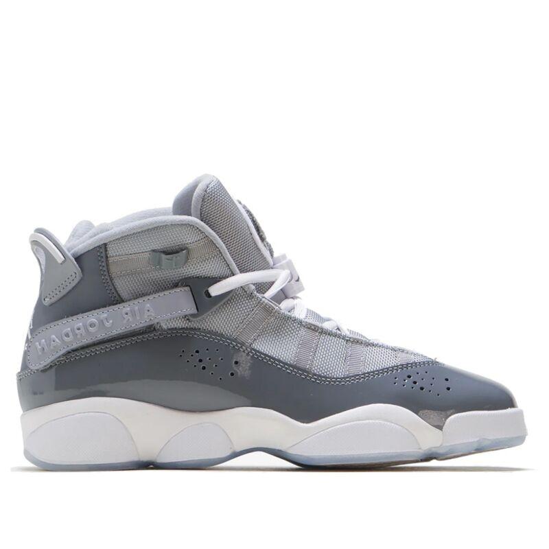Jordan 6 Rings'Cool Grey' GS Cool Grey/White/Wolf Grey 籃球鞋/運動鞋 (323419-015) 海外預訂