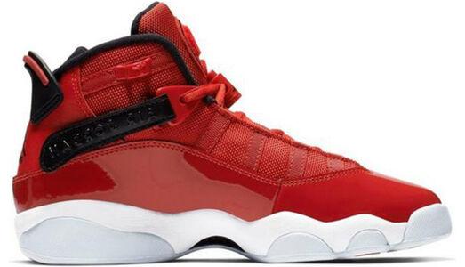 Jordan 6 Rings'Gym Red' GS Gym Red/Black/White 籃球鞋/運動鞋 (323419-601) 海外預訂