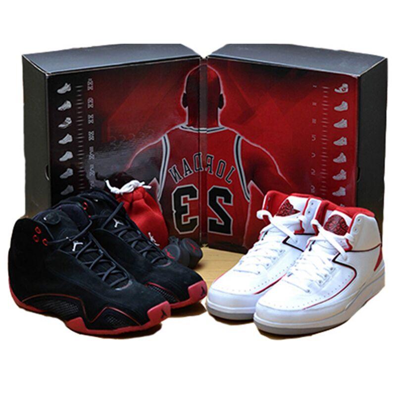 Air Jordan 21/2 Retro 'Countdown Pack' Multi-Color/Multi-Color 籃球鞋/運動鞋 (323943-993) 海外預訂