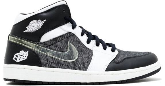 Air Jordan 1 Retro 'Fathers Day' Black/White 籃球鞋/運動鞋 (325514-011) 海外預訂