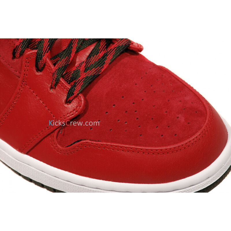 Air Jordan 1 Retro Hi Premier Varsity Red Dark Army 籃球鞋/運動鞋 (332134-631) 海外預訂