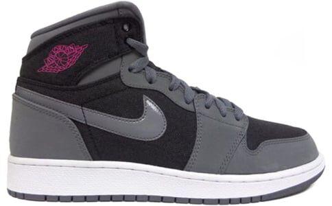 Air Jordan 1 Retro High GG Cool Grey Vivid Pink 籃球鞋/運動鞋 (332148-002) 海外預訂