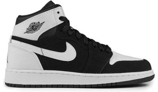 Air Jordan 1 Retro High'Ghost Green' GG Black/Ghost Green-White-Ultraviolet 籃球鞋/運動鞋 (332148-003) 海外預訂