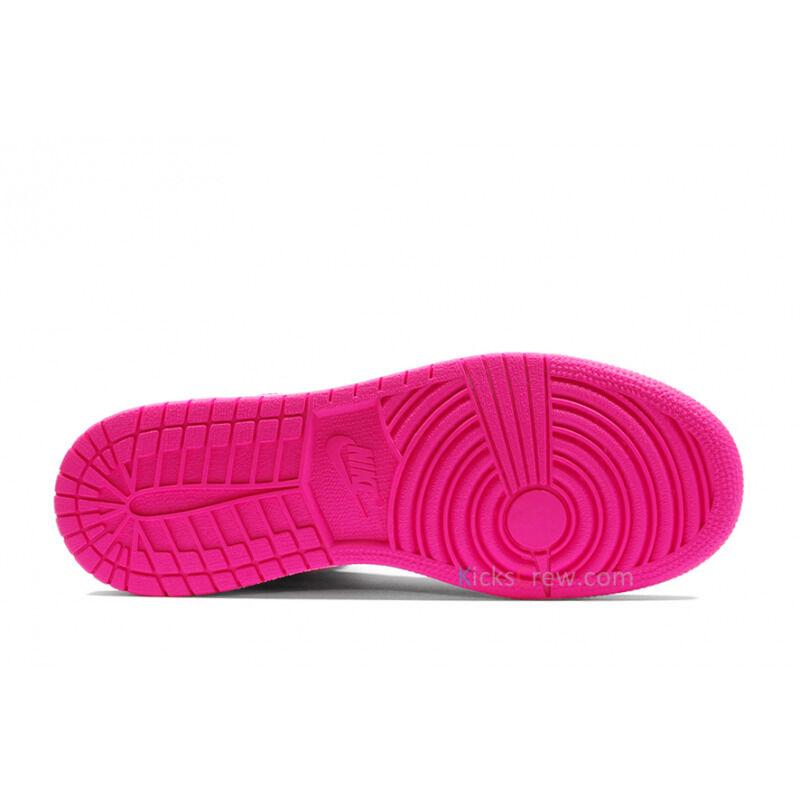 Air Jordan 1 Retro High GG Black Vivid Pink 籃球鞋/運動鞋 (332148-008) 海外預訂