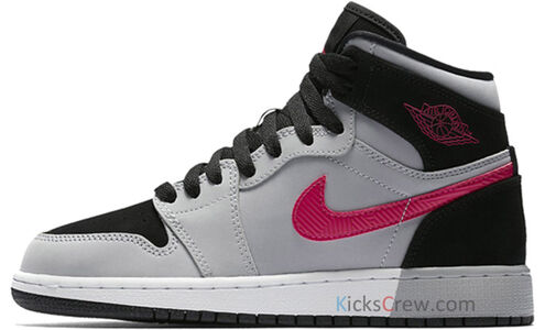 Air Jordan 1 Retro High GG Black Deadly Pink 籃球鞋/運動鞋 (332148-010) 海外預訂