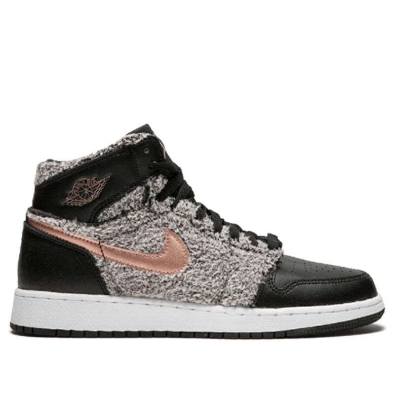 Air Jordan 1 Retro High GG Black Metallic Red Bronze 籃球鞋/運動鞋 (332148-022) 海外預訂