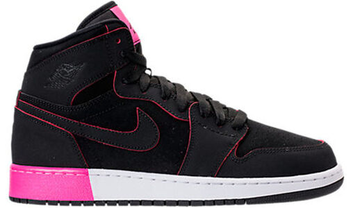 Air Jordan 1 Retro High'Black Hyper Pink' GG Black/Hyper Pink-White-Black 籃球鞋/運動鞋 (332148-024) 海外預訂