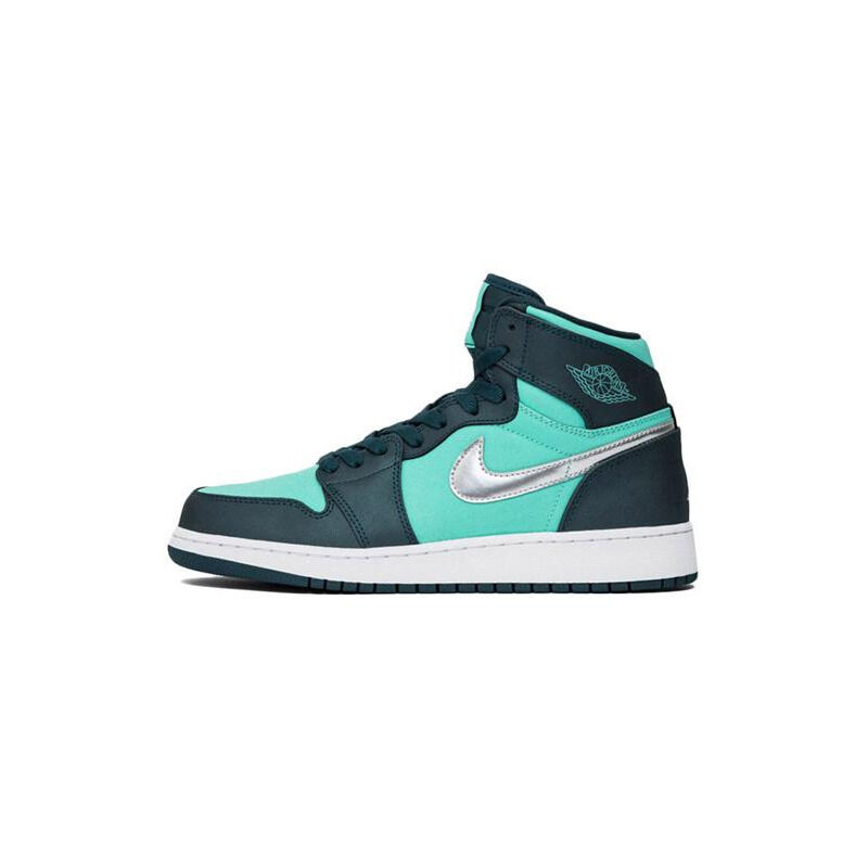 Air Jordan 1 Retro High'Hyper Jade' GS Medium Green 籃球鞋/運動鞋 (332148-318) 海外預訂