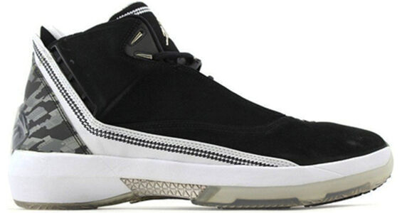 Air Jordan 22 Retro 'Countdown Pack' Black/White 籃球鞋/運動鞋 (332298-011) 海外預訂
