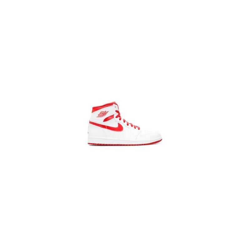 Air Jordan 1 Retro High 'Do The Right Thing' White/Varsity Red 籃球鞋/運動鞋 (332550-161) 海外預訂