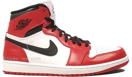 Air Jordan 1 Retro High OG Retro - Chicago 籃球鞋/運動鞋 (332550-163) 海外預訂