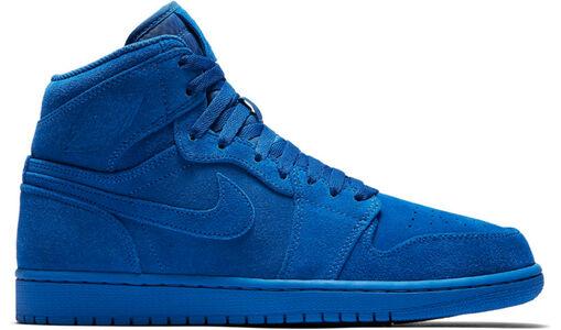 Air Jordan 1 Retro High 'Blue Suede' Game Royal/Game Royal 籃球鞋/運動鞋 (332550-404) 海外預訂