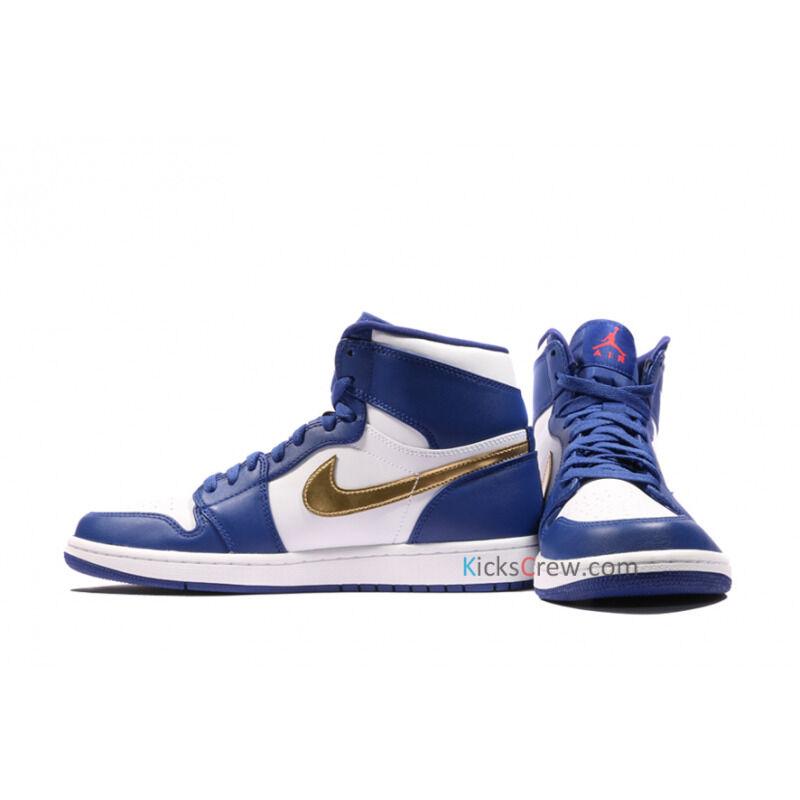 Air Jordan 1 Retro High Olympic Gold Metal 籃球鞋/運動鞋 (332550-406) 海外預訂
