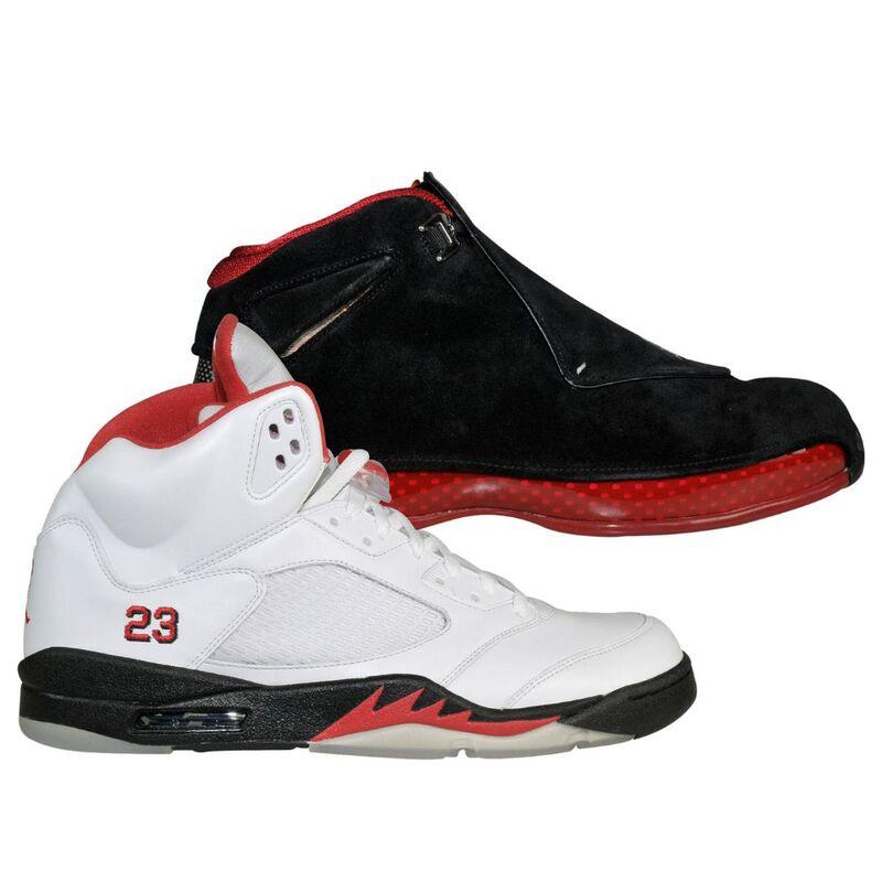 Air Jordan 18/5 Retro 'Countdown Pack' Multi-Color/Multi-Color 籃球鞋/運動鞋 (332565-991) 海外預訂