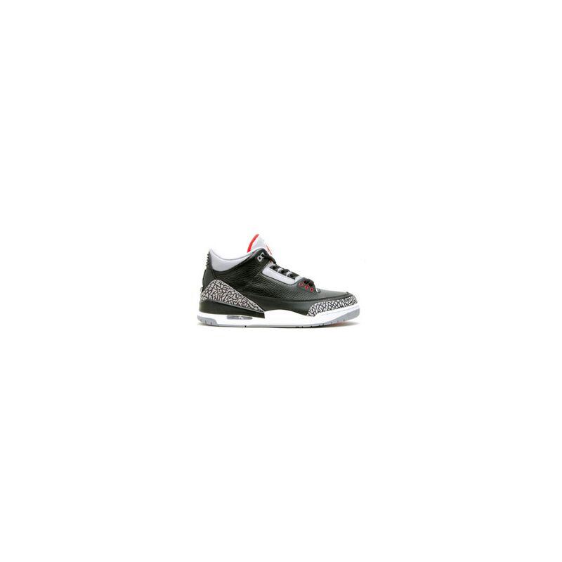 Air Jordan 3 Retro 'Countdown Pack' Black/Cement Grey 籃球鞋/運動鞋 (340254-061) 海外預訂
