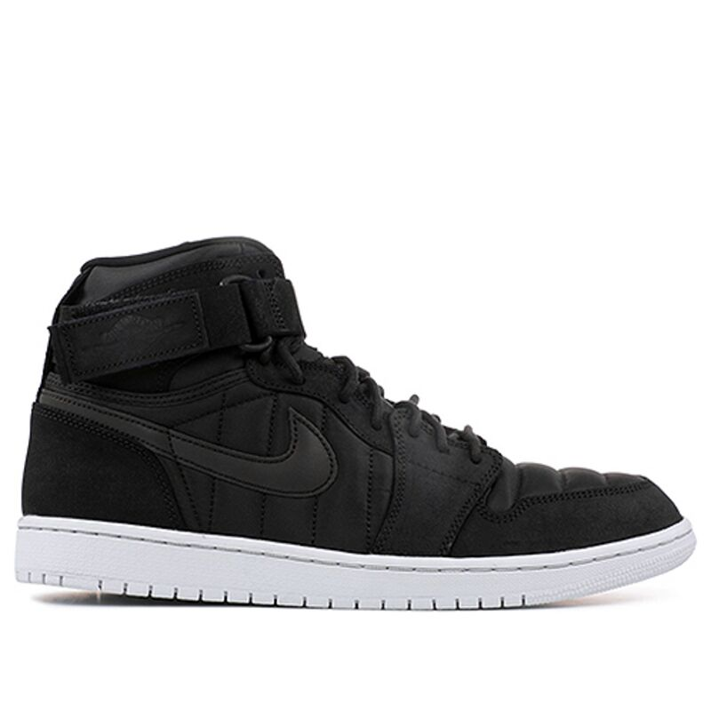 Air Jordan 1 High Strap Black 籃球鞋/運動鞋 (342132-004) 海外預訂