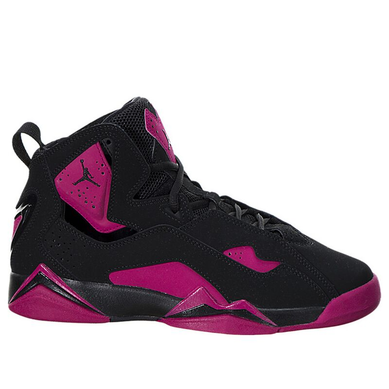 Jordan True Flight GG Black/Black-Sport Fuscia 籃球鞋/運動鞋 (342774-006) 海外預訂